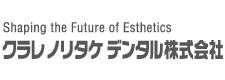 企業ロゴ広告(クラレノリタケデンタル様)