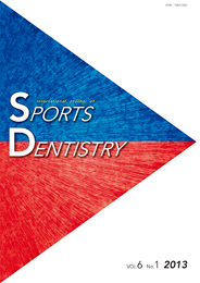 International Journal of Sports Dentistry