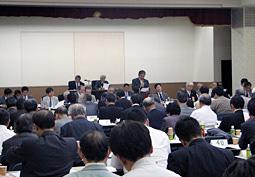 日本学校歯科医会第73回総会開催