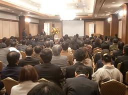 ペリオウエイブ臨床研究会記念式典開催