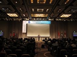 日本臨床歯周病学会30周年記念大会(環太平洋歯周病大会)が盛大に開催