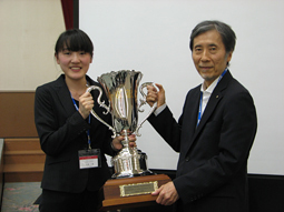 平成24年度SCRP日本代表選抜大会開催