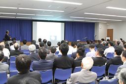 日本歯科技工学会 第34回学術大会開催
