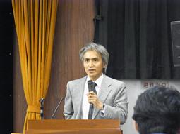 川崎市幸区歯科医師会、災害対策講演会を開催