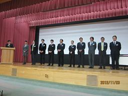 東日本大震災復興支援チャリティー講演会「絆」に150名が参集