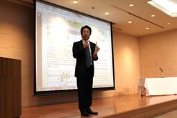 2012年度 東日本大震災チャリティーシンポジウム開催