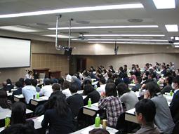 東京医科歯科大学歯科同窓会、講演会を開催