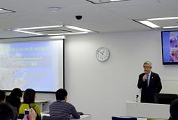 藤本研修会、2013年度OB会総会講演会を開催