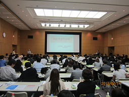 第8回奥羽大学歯学部同窓会卒後研修セミナー開催