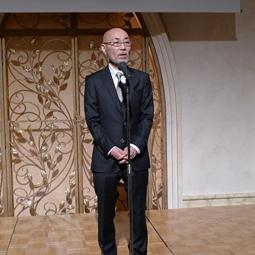 青嶋ゼミ10周年記念講演会開催