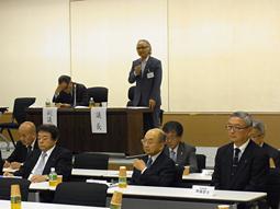 日本学校歯科医会、第83回総会を開催