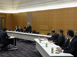 自民党「国民歯科問題議員連盟総会」開催