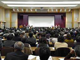 第6回九州・山口口腔ケアシンポジウム in 鹿児島開催