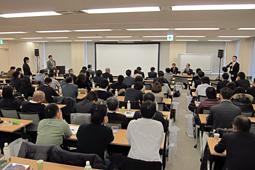 「研鑽会総会2014 4th annual meeting in Tokyo 変化の中で深化を極める」開催