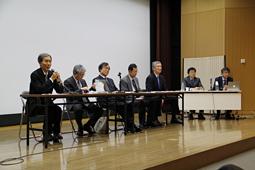 日本歯科医学教育学会・日本歯科医療管理学会共催シンポジウム開催