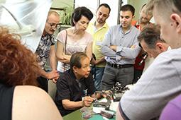 クワタカレッジ、「Senior Course for Russian Group」を開催