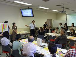 「災害時公衆衛生歯科機能について考えるワークショップ」開催