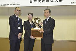 平成26年度SCRP日本代表選抜大会開催