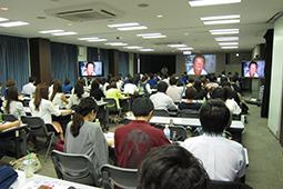 日本口腔育成学会・臨床部会勉強会 岡崎好秀氏講演会開催