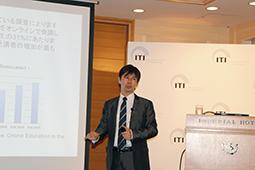 ITIプレス発表会開催