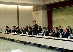 日歯、第105回都道府県会長会議開催