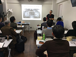 EPSDC研修会、歯内療法学コース第6回目を開催