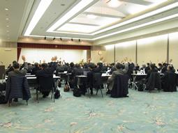 日本歯科医学会、第92回評議員会を開催