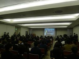 「技六魂」発足記念講演会開催