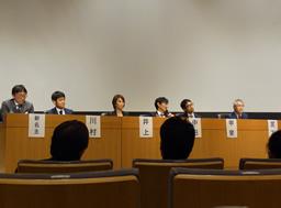 学術講演会「創立百年の九歯大同窓生から吹く新しい風」開催
