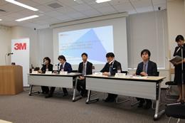 スリーエムジャパン株式会社ヘルスケアカンパニー、新製品記者発表会を開催