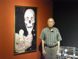 「アナトミーアートと人体標本」展示会開催