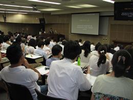 東京医科歯科大学歯科同窓会講演会開催