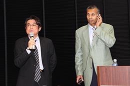Sreenivas Koka氏、依田 泰氏による合同講演会開催