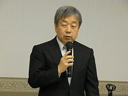 堀 憲郎氏、日歯会長予備選挙立候補会見を開催