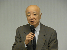山科 透氏、日歯会長予備選挙立候補会見を開催