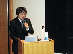 寺内吉継氏の「最新のエンド治療」に関する講演会開催