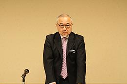 富野 晃氏、日歯会長予備選挙立候補会見を開催