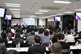 株式会社ヨシダ、2週連続で第2回DNA特別講演会を開催