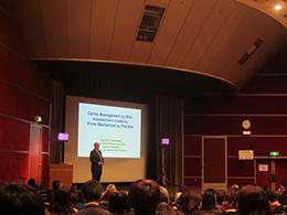 株式会社ヨシダ、CAMBRA講演会を盛大に開催