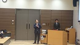 日本顕微鏡歯科学会ウィンターセミナー2016開催