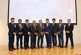 I.O.R.10周年記念講演会開催