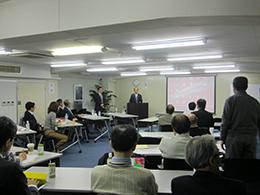 日本ヘルスケア歯科学会オピニオンメンバー会議併催講演会開催