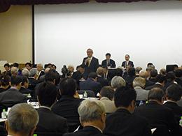日本学校歯科医会、第89回臨時総会を開催