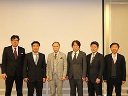 「最新のDigital Dentistry」をテーマとして 韓国、国内の著名な演者を招き開催