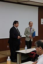 大阪大学歯学部同窓会臨床談話会開催