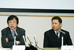 名古屋大学医学部 「乳歯幹細胞研究バンク」設立記者会見および内覧会を開催