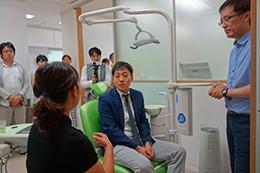 香川県歯科医療研鑚の会、西田 亙氏による医療面接セミナーを開催