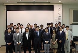 PABC、10周年記念発表会を開催