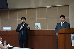 平成28年熊本地震歯科支援中間報告会開催
