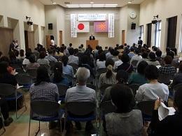 宮崎県歯科医師会、災害対策講演会・県民公開講座を開催